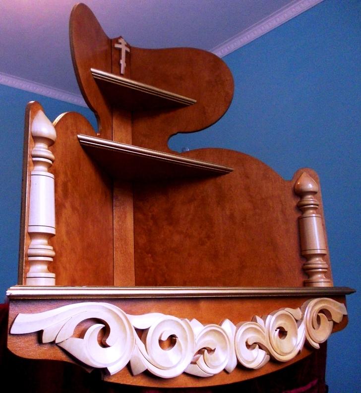 Иконостас для дома своими руками из фанеры 97
